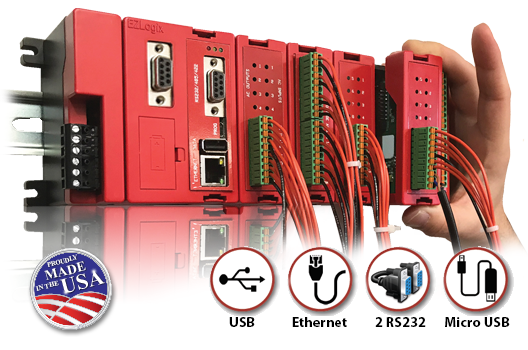 New Products for Engineers | EZRackPLC | EZAutomation