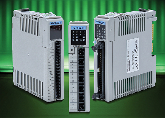 New Products for Engineers | Productivity2000 PLC Discrete I/O