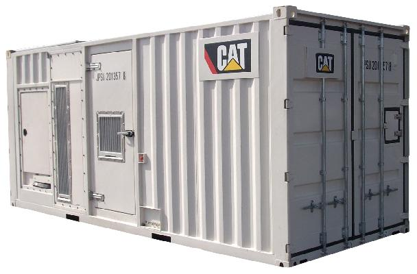 New Products for Engineers | Cat® 3516E diesel generator set