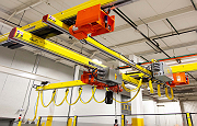 ProPath Automated Workstation Crane - Unified Industries