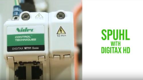New Products for Engineers | Digitax HD Servo Drive Series