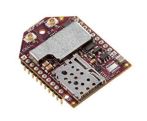 Products For Engineers | Digi XBee3 Cellular LTE-M | Digi